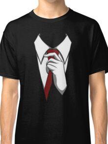 Agent 47 Tie Classic T-Shirt