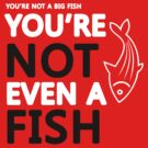 You're not a big fish.... by psygon