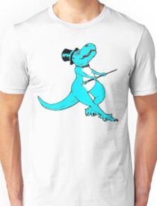 Cyannasaurous Rex Unisex T-Shirt