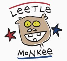 Leetle Monkey (versiont 2.0) by Ollie Brock