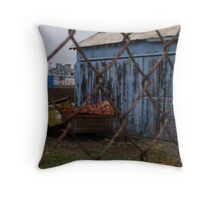 """""""Chain Link"""" Throw Pillow"""