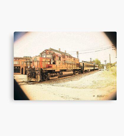 No.68 Northbound Canvas Print