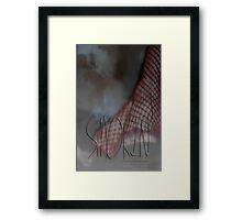 SMOKIN' © Vicki Ferrari Photography Framed Print