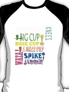Kendama block 2 geek funny nerd T-Shirt