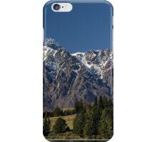 Remarkables iPhone Case/Skin