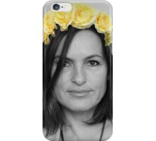 Mariska Hargitay iPhone Case/Skin