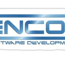 Encom Sticker