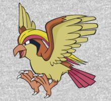 Pidgeot Pokémon by Vortlas