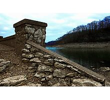 Ruins at Monte Ne 2 Photographic Print