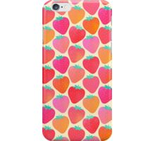 More Strawberries iPhone Case/Skin