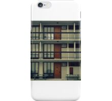 Beach Motel, original photograph, vintage motel, Etobicoke, Mimico photography iPhone Case/Skin