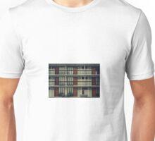 Beach Motel, original photograph, vintage motel, Etobicoke, Mimico photography Unisex T-Shirt