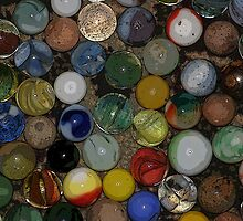 Uncle Jeff's Marbles by Rick Baber