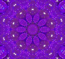 Purple Bubbles by Erica Long
