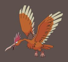 Fearow, Pokémon by Vortlas
