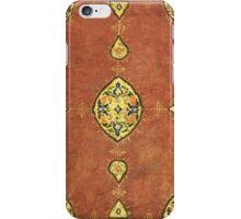 Ornate Vintage Pattern iPhone Case/Skin