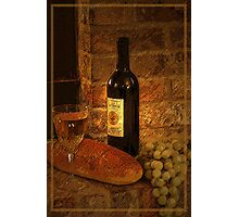 White Wine 2 Photographic Print