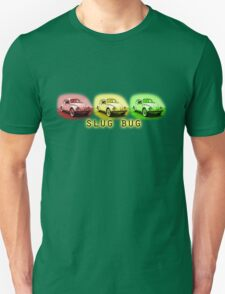 Slug Bug Red Yellow Green Volkswagen T-Shirt