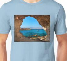 Window to the Libyan Sea Unisex T-Shirt