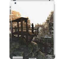 Guarding the High Mountain Pass iPad Case/Skin