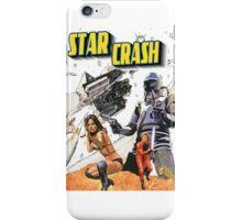 Star Crash iPhone Case/Skin