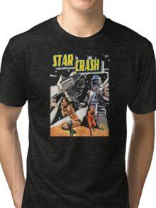 Star Crash Tri-blend T-Shirt