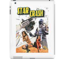 Star Crash iPad Case/Skin