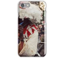 Featherman original photograph, NYC photography, Union Square photo, street photography, Outsiderphotography iPhone Case/Skin