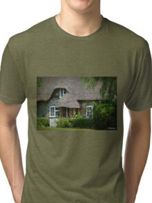 Cottage In The Country Tri-blend T-Shirt