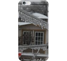 Icy Clothesline iPhone Case/Skin