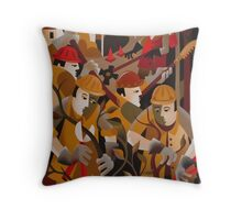COUNCIL CLEAN UP DAY Throw Pillow