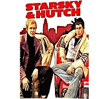 Starsky & Hutch Photographic Print