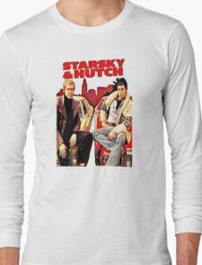 Starsky & Hutch Long Sleeve T-Shirt