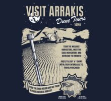Visit Arrakis One Piece - Long Sleeve