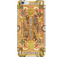 Vintage Gothis Script pattern iPhone Case/Skin
