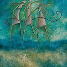 THE GRAEAE - DAUGHTERS OF PHORCYS by Thomas Andersen
