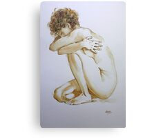"""The Hug""  Canvas Print"