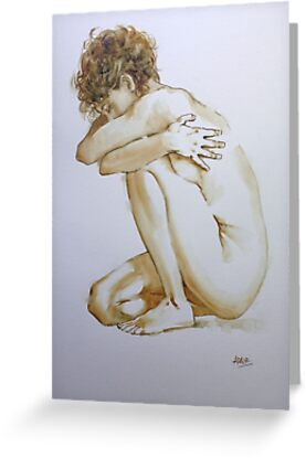"""The Hug""  by Pauline Adair"