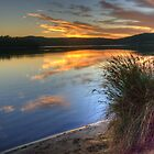 In A Rush - Narrabeen Lakes, Sydney Australia - The HDR Experience by Philip Johnson