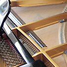 Where Chopin Worked by SuddenJim