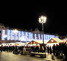 Christmas at Capitole by Jamie Alexander