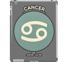 Cancer iPad Case/Skin