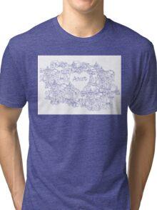 Amore Tri-blend T-Shirt