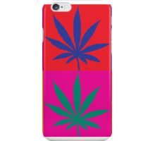 Marijuana Abstract iPhone Case/Skin