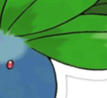 Oddish Pokémon Sticker