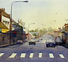 Late Afternoon, Windsor, NSW by Joe Cartwright