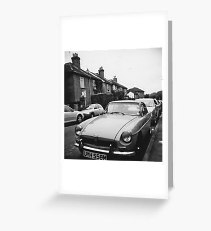 Guildford street Greeting Card