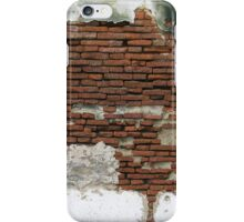 Old Brick Wall iPhone Case/Skin