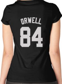 George Orwell - 1984 Women's Fitted Scoop T-Shirt