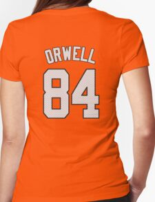 George Orwell - 1984 Womens Fitted T-Shirt
